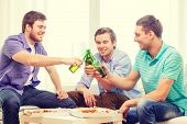 picture of bachelor party  - friendship - JPG