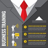 image of jacket  - Business training  - JPG