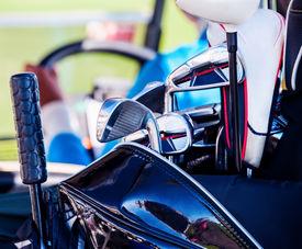 image of golf bag  - Golf club - JPG