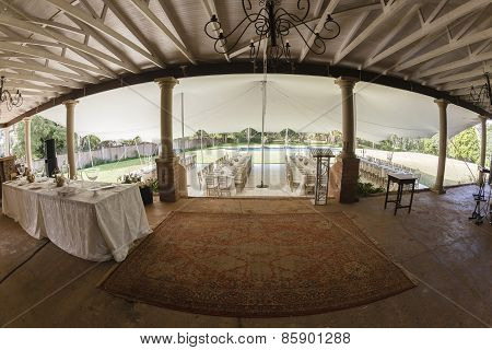 Home Party Decor Tent Outdoors