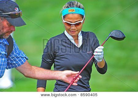 Jennifer Rosales LPGA 2010 Safeway clássico