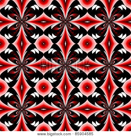Design Seamless Colorful Decorative Background