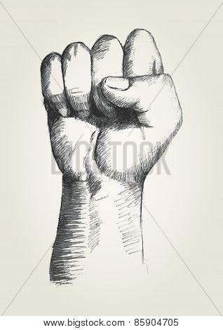 Right Fist