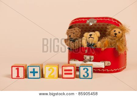 Sum with blocks to count with bears