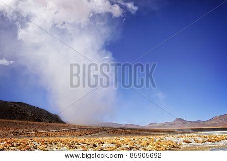 Tornado Desert