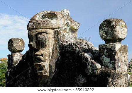 Batak Tomb