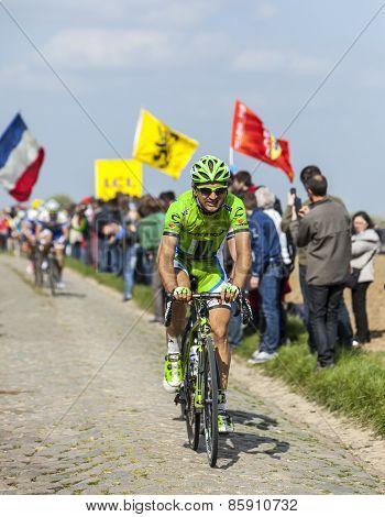 Alan Marangoni - Paris Roubaix 2014