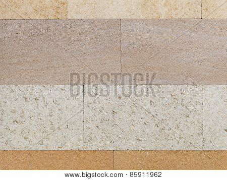 Natural Travertine Four Shades