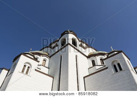Church of Saint Sava, Belgrade, Serbia