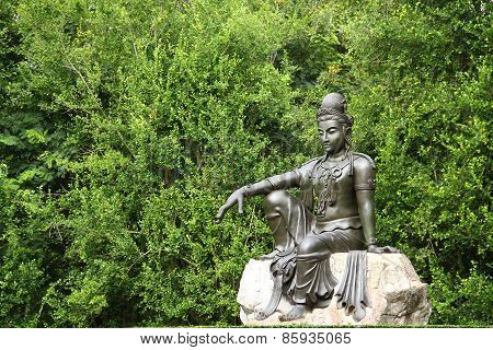 Female Goddess Chinese Buddha (quan Yin)