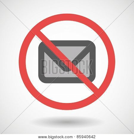 Forbidden Signal With An Envelope