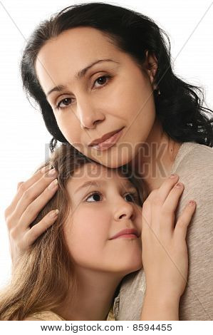 Ðœother And Daughter