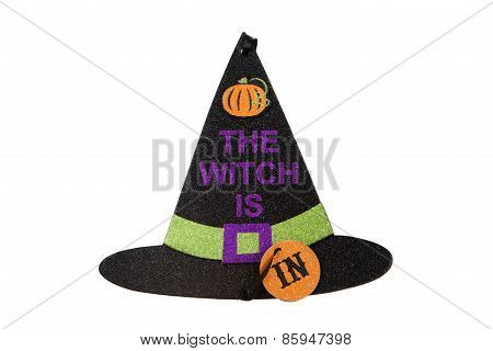 The Witch Is...
