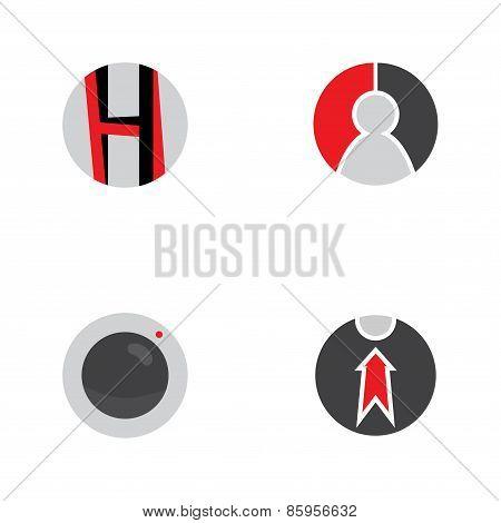 Hi-tech icons