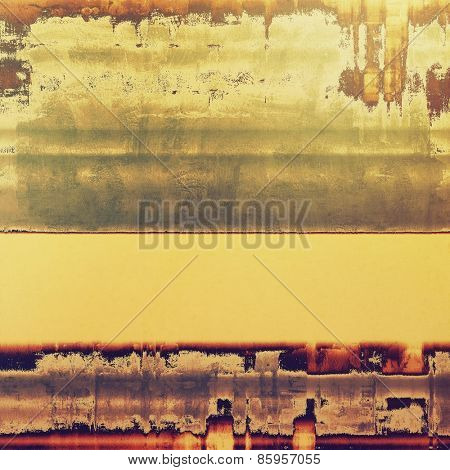 Old texture or antique background. With different color patterns: yellow (beige); brown; gray; purple (violet)