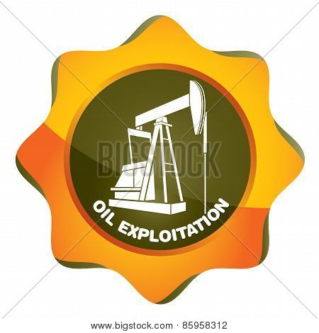 Oil Exploitation Station