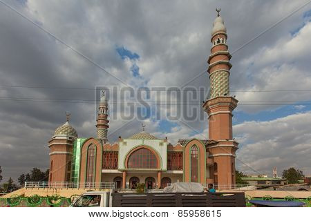 Muslim Mosque In Ethiopia