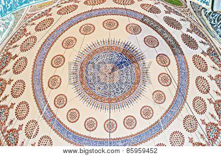Tha Arabic Cupola