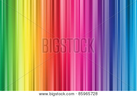 Colorful Abstract Rainbow Curtain Background, Vintage Style.