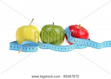 Concept Of Diet.