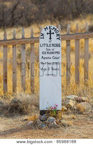 Grave Of Littlerobe