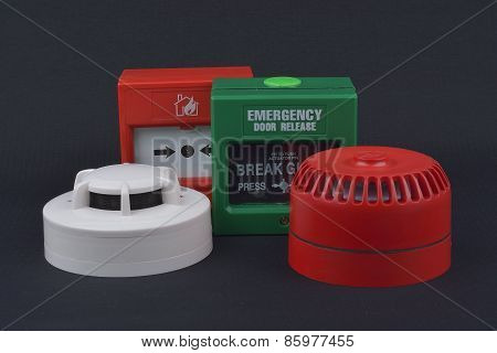 Fire Alarm Security