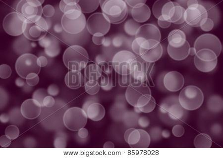 dark violet circle shape boke background