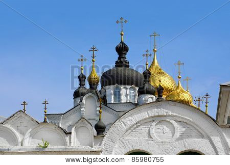 Christianity Chathedral In Russia