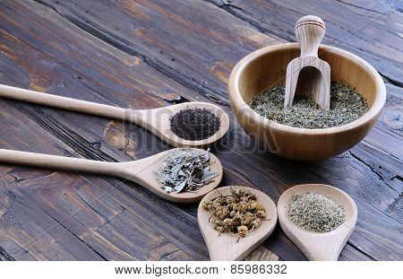 Spices For Seasoning.