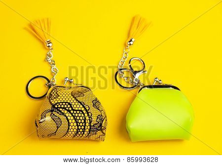Small Colorful Purses