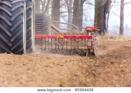 Spring Field Works