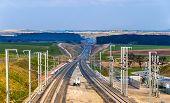 pic of high-speed train  - High - JPG