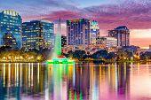 stock photo of cbd  - Orlando - JPG