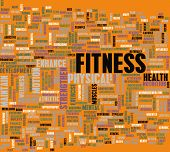 image of health center  - Fitness Concept for Weight Loss and Health - JPG