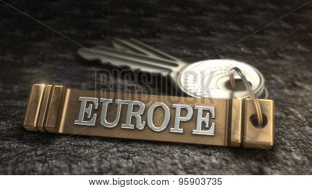 Europe Concept