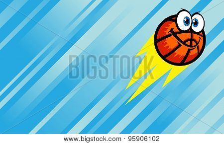 Basketball Cartoon