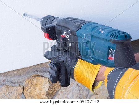 Rock-dril