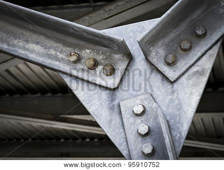 Iron Girder Detail