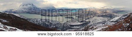 Winter in Torres del Paine