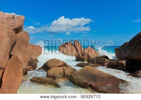LaDigue Stones Under the Sun