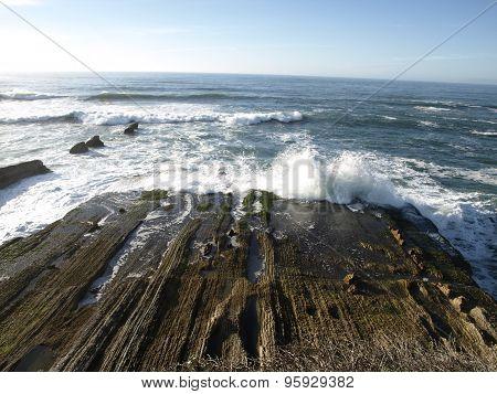 Ocean Crashing