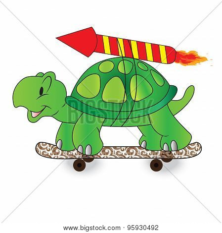 Quick, turtle