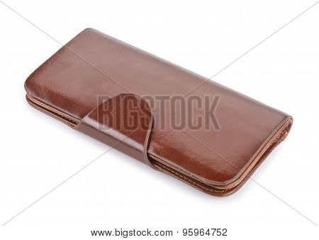 Wallets Isolated On White Background