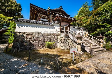 Kodai-ji Temple Of The Rinzai School Of Zen Buddhism In Higashiyama-ku, Kyoto, Japan