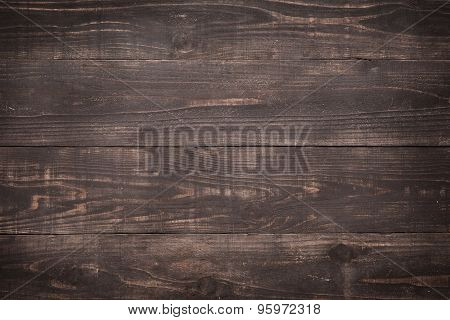 Close Up Of Wood Plank Texture, Background.