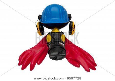 Protective equipment.