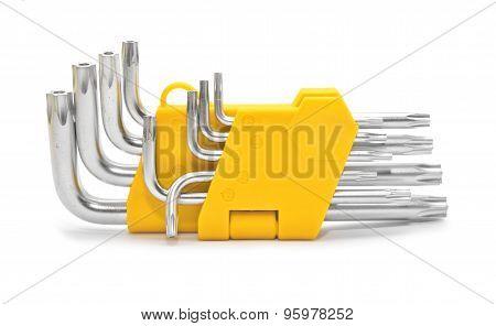 Torx Keys
