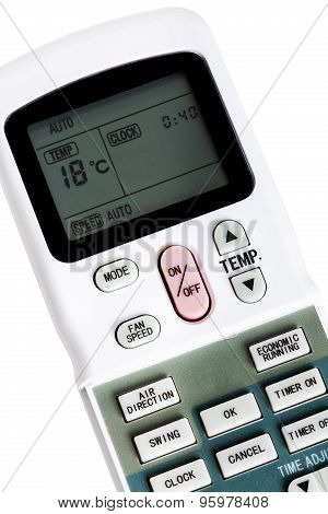 Remote Control Air Conditioning