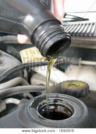 Adding Oil