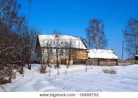 antigua casa rural
